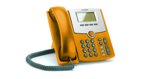 IP Phone orange