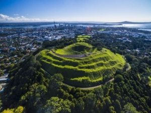Mount Eden Auckland mountain